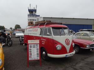 VW Bus Werbung